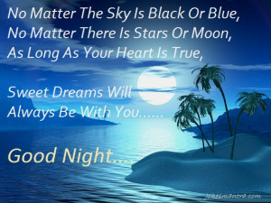 cute sayings on sweet dreams and gud nite to share with your friends ...