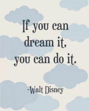 disneyland, dream, quotes