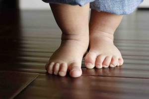 flat feet in children may need attention