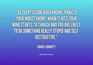 Quotes About Scuba Diving