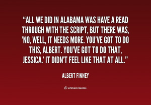 Alabama Quotes