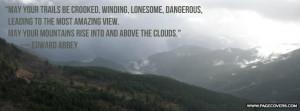 Edward Abbey Quote Cover Comments