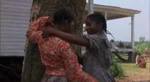 the color purple 1985 clip name reading on the swing 10 views movie