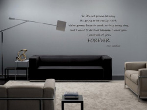 The Notebook Wall Quotes