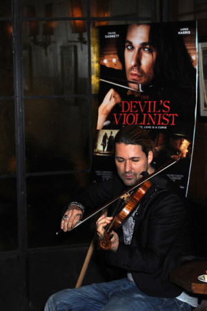 David Garrett David Garrett attends quot The Devil 39 s Violinist quot ...