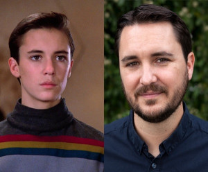 Wil Wheaton Wesley Crusher