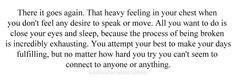 Battling Depression Quotes