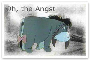 Eeyore Quotes OH Bother