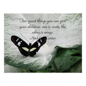 Butterfly Quotes Posters