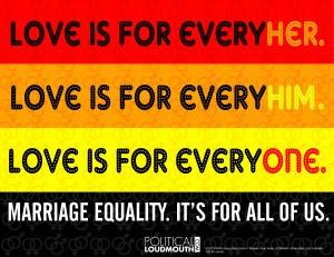 love vote homosexuals vote married heterosexuals share heart person ...
