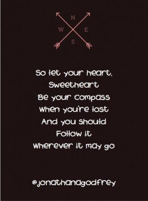 Lady Antebellum Compass Quotes