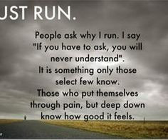 Gibson Daily Running Quotes...