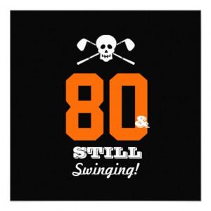 ... Funny 80th Birthday Invitations Unique 80th Birthday Party Invitations