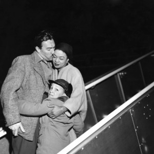Hazel Scott and Adam Clayton Powell