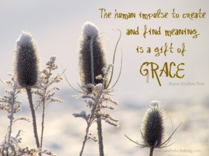 Which Came First: Loving-Kindness or Grace?
