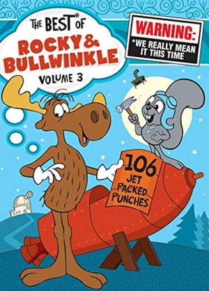 Show Dvd Set For The Best Of Rocky & Bullwinkle Volume 3 picture
