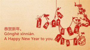 ... Our These Unique Chinese New Year Greeting Phrases For Students Below
