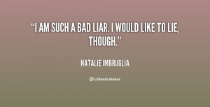 Liars Quotes And Sayings
