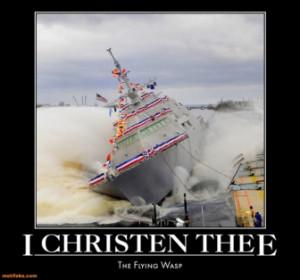 CHRISTEN THEE -