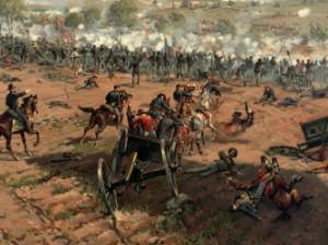 Battle Gettysburg...
