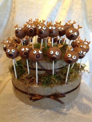 ... Cake Popperi, Hunting Cake, Deer Cake Pops, Wedding Cake Pops, Cake