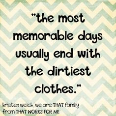 love this quote from We Are That Family. I want to frame it and hang ...