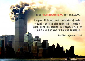 It is unfortunate that Islam, the religion of peace, hope, harmony ...