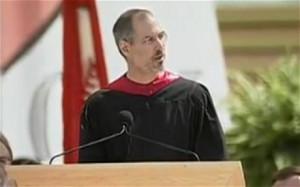 Steve Jobs's Stanford Commencement speech in 2005
