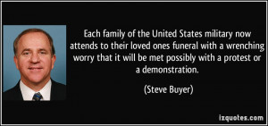 of the United States military now attends to their loved ones funeral ...