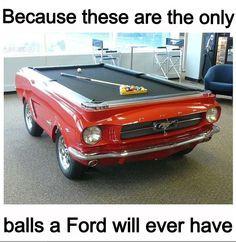 Ford sucks!