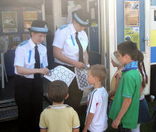 The Police Cadets has offered me a chance to meet more people of my ...