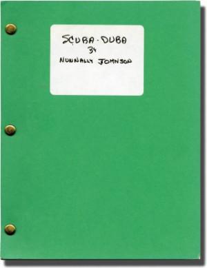 film Nunnally Johnson screenwriter Bruce Jay Friedman playwright