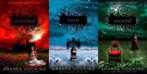 The Trylle Trilogy by Amanda Hocking