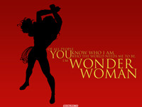 Wonder Woman quote #2