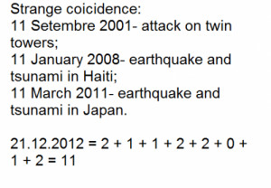 Earthquake Quotes...