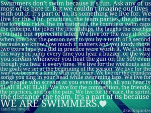 ... Swimming, Swimming Mom, True Words, Memories, Swimming Quotes