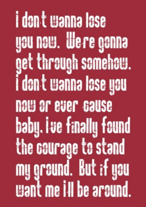 Gloria Estefan - Don't Wanna Lose You - song lyrics, song quotes ...