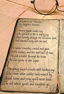 Short Soldier Poems Wallpapers