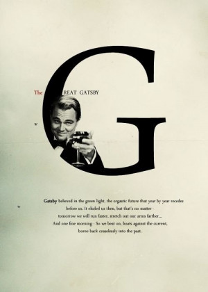 Gatsby Quotes - The Great Gatsby (2012) Fan Art (35164727 ...