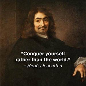 Rene Descartes Quotes Rene descartes