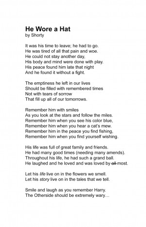father best poems for funerals dad funeral poems love you dad funeral ...