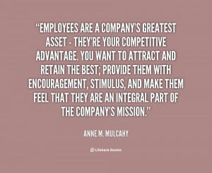Quotes On Value of Employees