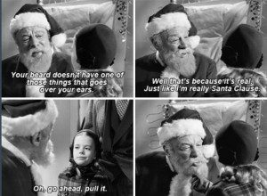 Miracle on 34th Street quotes