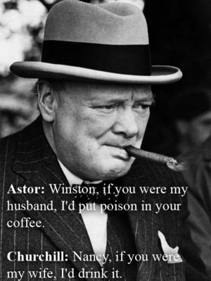 Winston Churchill on Marriage