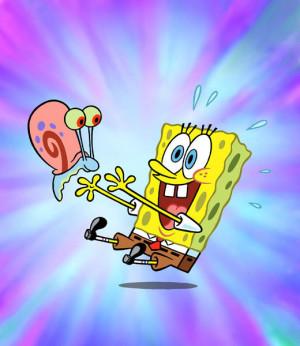 Nickelodeon spongebob and gary
