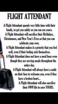 Flight Attendant More