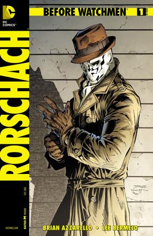 Review: Rorschach by Brian Azzarello