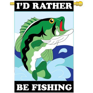 rather be fishing!