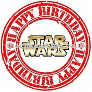 Star Wars Happy Birthday Star Wars Happy Birthday