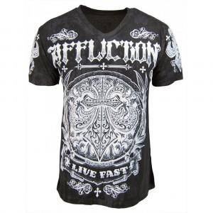Shirts Affliction Mens...